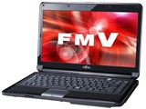 FMV LIFEBOOK LH520/3B FMVL523BB [シャイニーブラック]