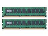 バッファロー A3E1066-2GX2 [DDR3 PC3-8500 2GB 2枚組 ECC Mac]