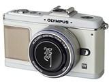 オリンパス・ペン E-P2 プレミアムキット [ホワイト] 製品画像