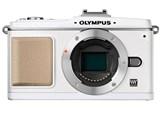オリンパス・ペン E-P2 ボディ [ホワイト] 製品画像