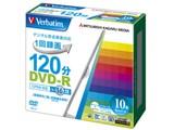 Verbatim VHR12JP10V1 [DVD-R 16倍速 10枚組] 製品画像