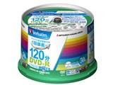 Verbatim VHR12JP50V1 [DVD-R 16倍速 50枚組] 製品画像
