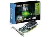 NVIDIA Quadro 600 [PCIExp 1GB] 製品画像
