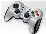 Logicool Wireless Gamepad F710 [シルバー] 製品画像