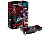 PowerColor HD6870 1GB GDDR5 AX6870 1GBD5-M2DH [PCIExp 1GB]