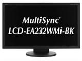 MultiSync LCD-EA232WMi-BK [23インチ ブラック]