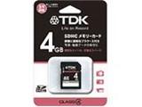 T-SDHC4GB4 [4GB] 製品画像