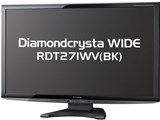 Diamondcrysta WIDE RDT271WV(BK) [27インチ] 製品画像
