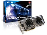 R6870 Twin Frozr II [PCIExp 1GB] 製品画像