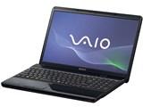 VAIO Eシリーズ VPCEB49FJ/B [ブラック] 製品画像