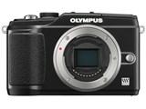 OLYMPUS PEN Lite E-PL2 ボディ [ブラック] 製品画像
