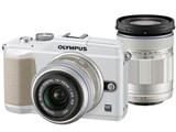 OLYMPUS PEN Lite E-PL2 ダブルズームキット [ホワイト] 製品画像