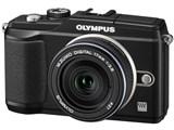 OLYMPUS PEN Lite E-PL2 パンケーキキット [ブラック] 製品画像