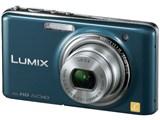 LUMIX DMC-FX77-A [スエードブルー]