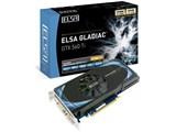 ELSA GLADIAC GTX 560 Ti 1GB [PCIExp 1GB]