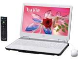 LaVie L TVモデル LL370/DS6W PC-LL370DS6W [スパークリングリッチホワイト]