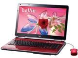 LaVie L LL850/DS6R PC-LL850DS6R [クリスタルレッド]