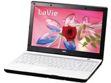 LaVie M LM550/DS6W PC-LM550DS6W [フラッシュホワイト]