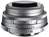 smc PENTAX-DA 21mmF3.2AL Limited Silver 製品画像