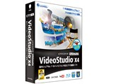 VideoStudio Ultimate X4 製品画像