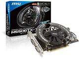 N550GTX-Ti Cyclone II 1G D5 OC [PCIExp 1GB]
