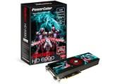 PowerColor HD6990 4GB GDDR5 AX6990 4GBD5-M4D [PCIExp 4GB]