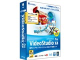 VideoStudio Pro X4 アップグレード版 製品画像