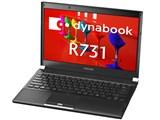 dynabook R731 R731/W2TB PR7312TBRBBW3
