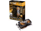 ZOTAC GeForce GTX 580 AMP2! Edition ZT-50104-10P [PCIExp 3GB]