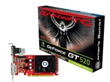 Gainward GeForce GT520 1024MB [PCIExp 1GB]