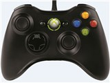 Xbox 360 Controller for Windows 52A-00006 [リキッドブラック]