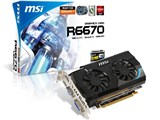 R6670 Twin Frozr SE [PCIExp 1GB]