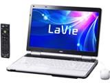 LaVie L TVモデル LL370/ES6W PC-LL370ES6W [クリスタルホワイト]