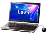 LaVie L LL850/ES6C PC-LL850ES6C [クリスタルブラウン]