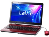 LaVie L LL850/ES6R PC-LL850ES6R [クリスタルレッド]