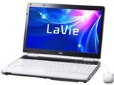 LaVie L LL850/ES6W PC-LL850ES6W [クリスタルホワイト]