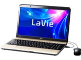 LaVie S LS350/ES6G PC-LS350ES6G [シャンパンゴールド]