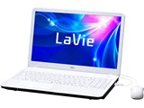 LaVie S LS150/ES6W PC-LS150ES6W [スノーホワイト]
