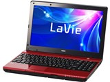 LaVie M LM750/ES6R PC-LM750ES6R [ブレイズレッド]