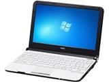 LaVie Light BL350/EW6W PC-BL350EW6W [プラバーホワイト] 製品画像