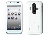AQUOS PHONE IS12SH au [アイスホワイト] 製品画像