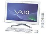 VAIO Lシリーズ VPCL225FJ/WI [ホワイト]