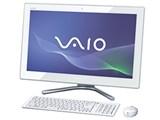 VAIO Lシリーズ VPCL224FJ/WI
