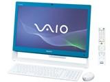 VAIO Jシリーズ VPCJ218FJ/L [ブルー] 製品画像