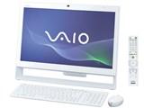 VAIO Jシリーズ VPCJ218FJ/W [ホワイト]
