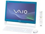 VAIO Jシリーズ VPCJ216FJ/L [ブルー]