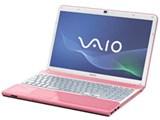 VAIO Cシリーズ VPCCB29FJ/P [ピンク]