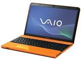 VAIO Cシリーズ VPCCB29FJ/D [オレンジ]