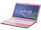 VAIO Eシリーズ VPCEH19FJ/P [ピンク]