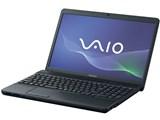 VAIO Eシリーズ VPCEH18FJ/B [ブラック]